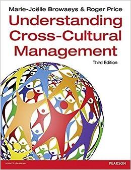 Book Understanding Cross-Cultural Management 3rd edn (3rd Edition) by Marie-Joelle Browaeys (2016-06-23)