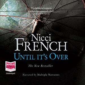 Until It's Over Audiobook