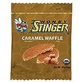 Honey Stinger Organic Waffle, Caramel, 1 Ounce (Pack of 16)