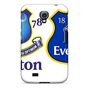 Special Anne Marie Harrison Skin Case Cover For Galaxy S4, Popular Famous Club Everton Phone Case