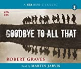 img - for Goodbye To All That (CSA Word Classic) book / textbook / text book