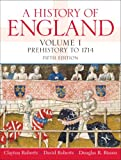 History Of England, Volume 1 (Prehistory To 1714)- (Value Pack w/MySearchLab) (5th Edition)