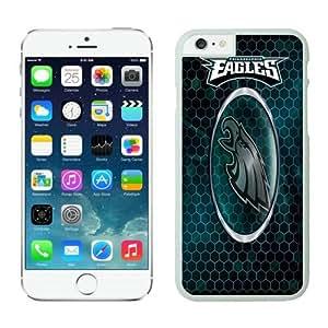 Philadelphia Eagles iPhone 6 Plus NFL Cases 23 White 5.5 Inches NIC14308