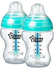 Tommee Tippee Closer to Nature 1-Pack Anti-Colic Bottle, 5 Ounce