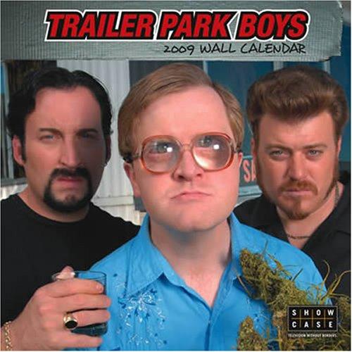 Trailer Park Boys 2009 Calendar (Trailer Park Boys Calendar compare prices)