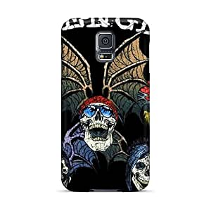 Mainhotgoods Cases Covers For Galaxy S5 - Retailer Packaging Avenged Sevenfold Logo Protective Cases Black Friday