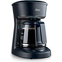 Cafetera de 12 tazas Oster® negra sistema programable con reloj digital BVSTDCP12B013