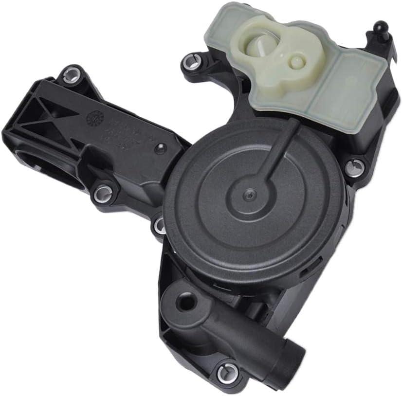 Shiwaki F/ür Audi A4 A5 A6 Q5 /Ölabscheider Mit Dichtung PCV Ventildeckel