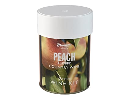 Buy Muntons Peach Wine Online At Low Prices In India Amazonin
