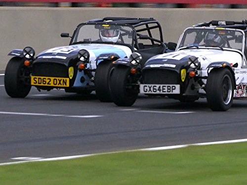 Speedway Racing - 2017 Caterham U.K. Racing Round 6 Rockingham