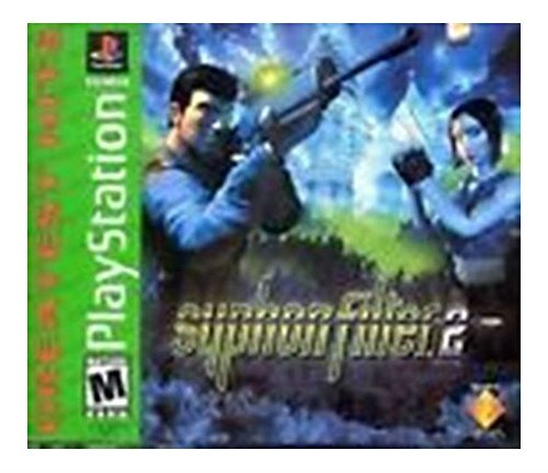 Syphon Filter 2 NEW factory sealed for Sony Playstation 1 system PSX PS1