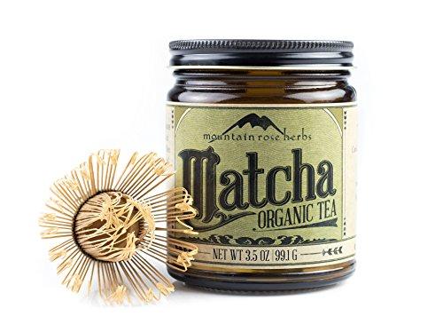 Mountain Rose Herbs - Matcha Tea 1 lb