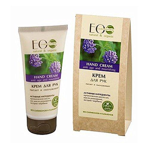 (EO Laboratorie Natural Hand Cream Anti-aging and Nourishing)