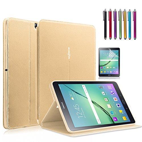 Cheap Cases GoldCherry Samsung Galaxy Tab S2 9.7 Case - Auto Sleep/Wake, Card Pocket..