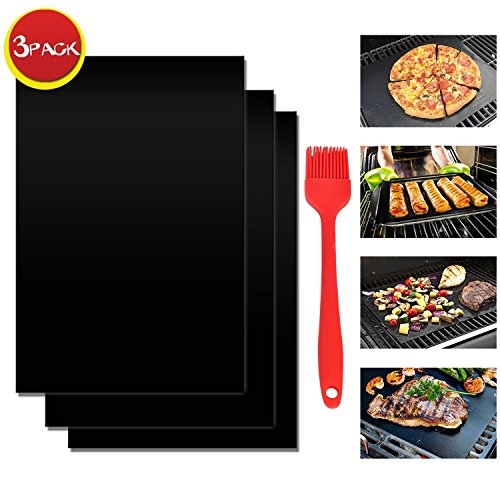 UNIFUN Non stick Grilling Accessories Charcoal product image