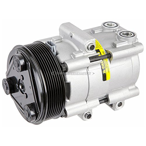 Brand New Premium Quality AC Compressor & A/C Clutch For Ford F-Series Trucks - BuyAutoParts 60-01392NA New