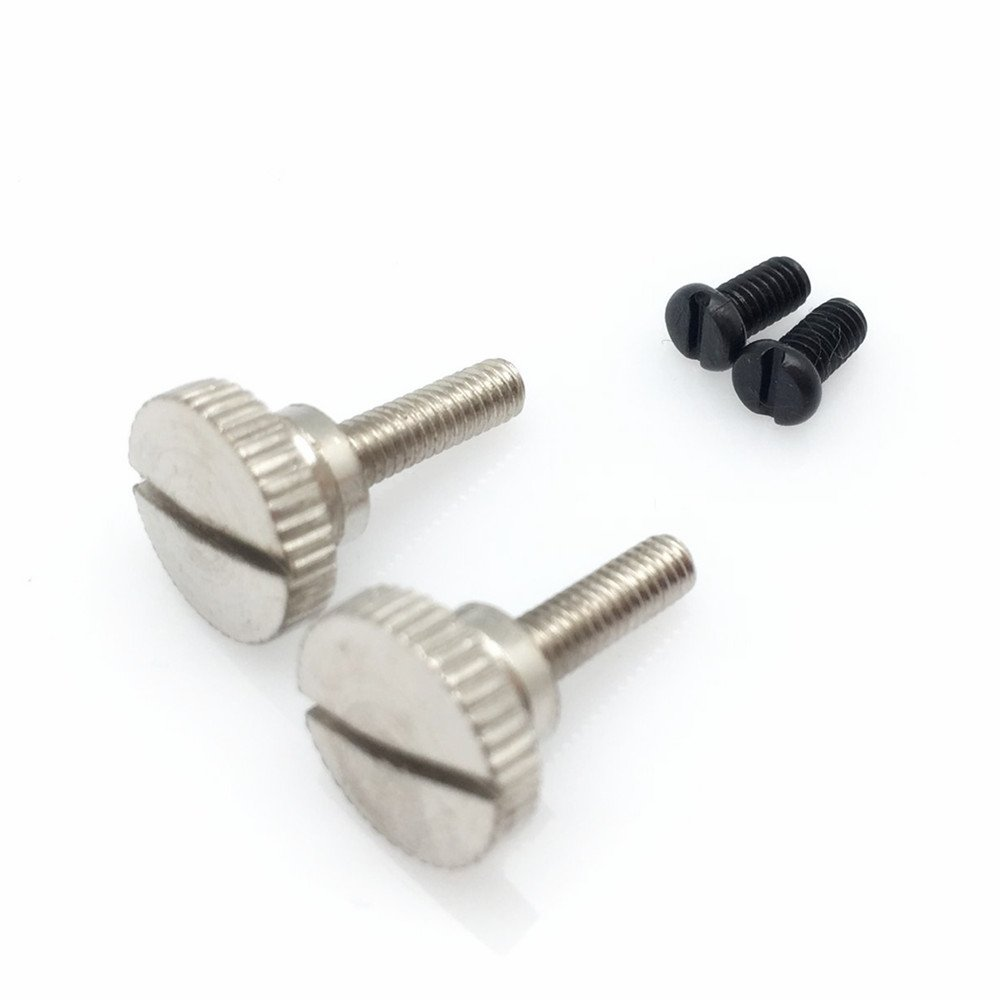 For Juki Single Needle Industrial Sewing Machines. 4 Screws//set Needle Clamp Set Screw and Thumb//Foot Screw FQTANJU