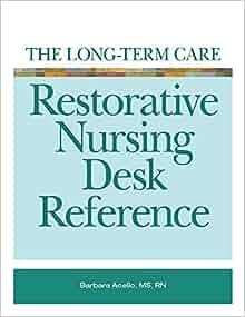 measurable goals for restorative nursing