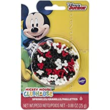 Wilton 710-4616 Mickey Mouse Clubhouse Sprinkles, Multicolor