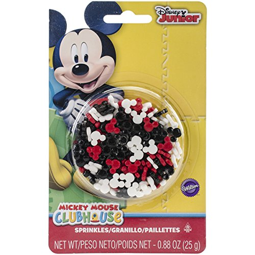 Wilton Mickey Mouse Sprinkles]()