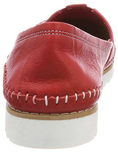 Loafers Rot Andrea Red 021 0025710 Conti WoMen xAqf7w0Tv