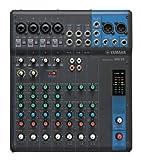 Yamaha MG10 10-Input Stereo Mixer , Black