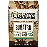 OFT Sumatra Coffee, Whole Bean, Fresh Roasted Coffee LLC (2 Lb.)