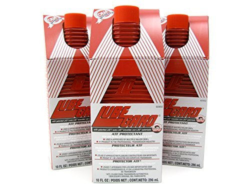 LUBEGARD Lube Gard Automatic Transmission Fluid ATF Synthetic Additive Red 60902 3 pack by Lubegard