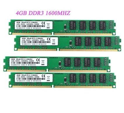 LOT 1GB 2GB 4GB Desktop Memory DDR2 DDR3 5300U 6400U 667 800 1600Mhz DIMM RAM 1H