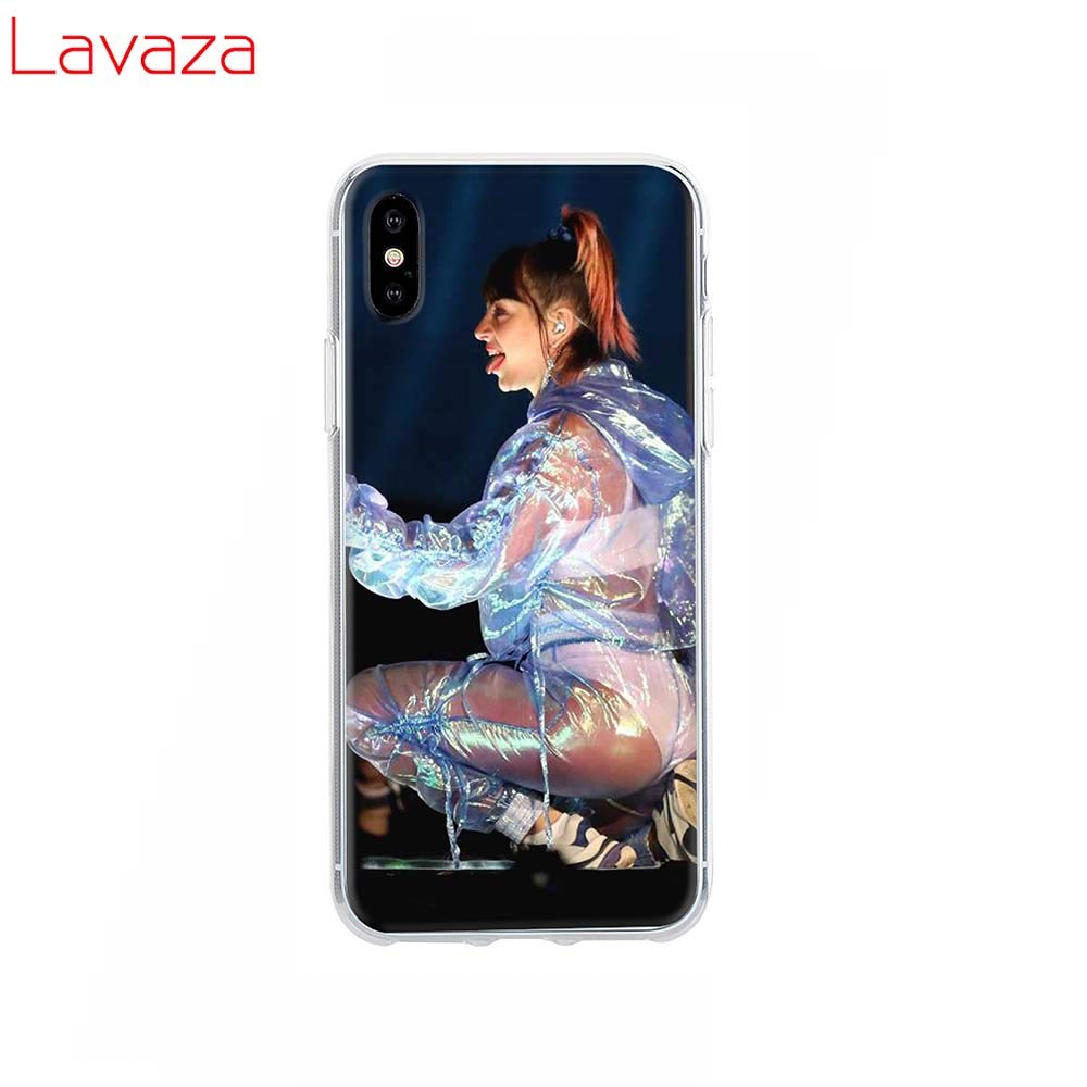 Eco-Friendly Inspired by charlie xcx Phone Case Compatible With Iphone 7 XR 6s Plus 6 X 8 9 Cases XS Max Clear Iphones Cases High Quality TPU 33007448679 Coloring Book Dream Glow