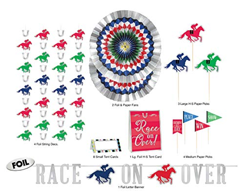 Kentucky Derby Party Supplies - KY Horse Racing