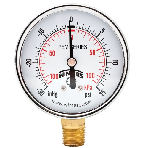 winters-pem-series-steel-dual-scale-economical-all-purpose-pressure-gauge-with-brass-internals-30-hg