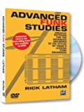Advanced Funk Studies: Creative Patterns for the Advanced Drummer in the Styles of Today's Leading Funk Drummers,DVD