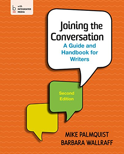 Joining the Conversation: A Guide and Handbook Pdf