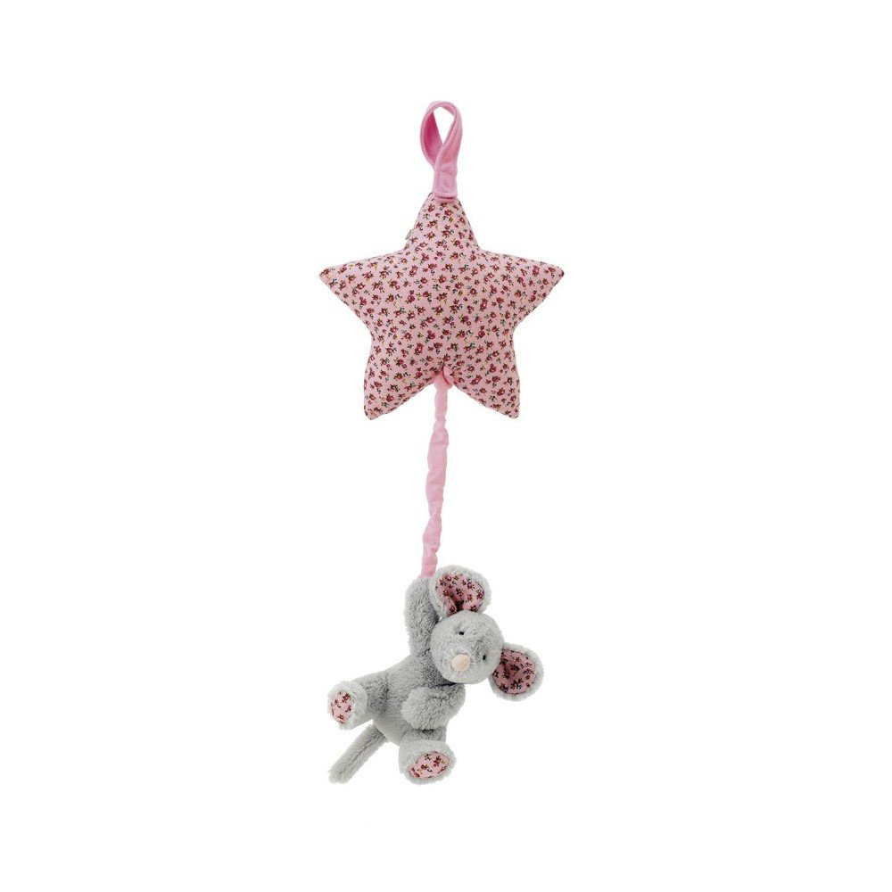 Blossom Bashful Mouse Star Pull