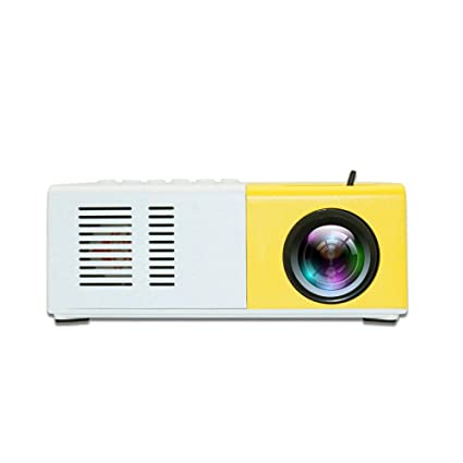 WSY Mini Micro proyector, proyector Full HD 1080P 4500: 1 ...