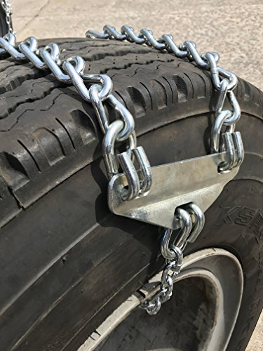 TireChain.com Emergency tire chains for Large Trucks - fits tire sizes larger than 275 mm-, priced per pair by TireChain.com (Image #2)