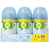 Air Wick Freshmatic Air Freshener, Automatic Spray Refills, Moutain Breeze, 3 Refills