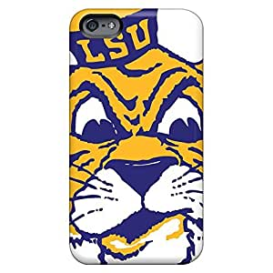Customized mobile phone back case Protective Beautiful Piece Of Nature Cases Nice iphone 5 / 5s - old lsu tiger