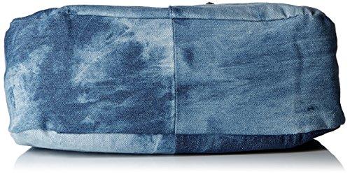 Rieker b Cm H T A H1449 Borse blau Donna 14x27x35 Blu Spalla X zzCSqxr8