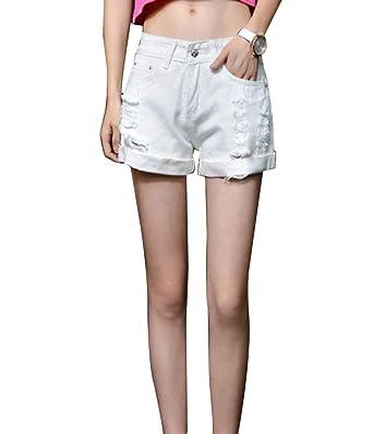 Pantalones Cortos para Vaqueros De Pantalones con Damas ...