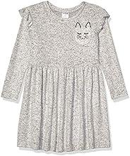 Amazon Brand - Spotted Zebra Girls Cozy Knit Dress