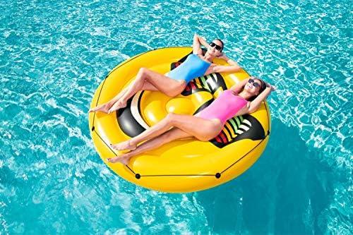 Bestway 43139 - Isla Hinchable Smiley Summer Stylez Φ188 cm ...