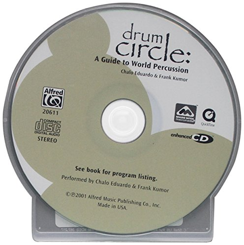 Drums Percussion Cd - 6