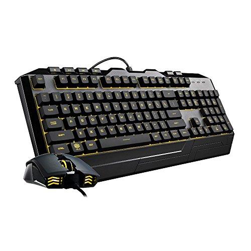 51vO9IBFpsL - Cooler Master Devastator 3 Gaming Keyboard & Mouse Combo, 7 Color Mode LED Backlit, Media Keys, 4 DPI Settings