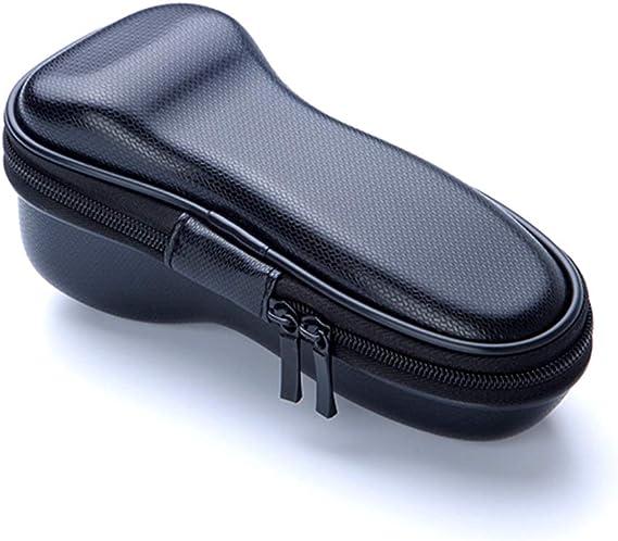Concisea Bolsa de protección para afeitadora eléctrica portátil de EVA para Hombre, Funda de Transporte a Prueba de Golpes, Caja de Almacenamiento para maquinilla de Afeitar eléctrica: Amazon.es: Salud y cuidado personal