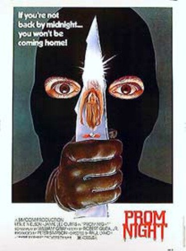 cult classic horror movie posters