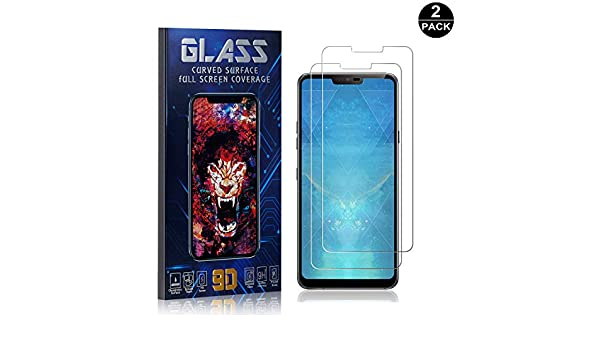 SONWO Protector Pantalla LG G7 ThinQ, Dureza 9H Alta Definicion ...