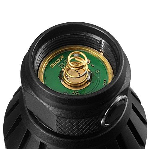 XHP 70 3600LM 4Modes 450M Long Range Surper Bright LED Flashlight 2x26650 (Design XHP70) by LEEPRA (Image #5)