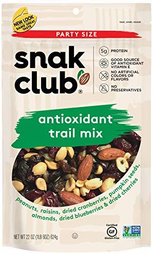 All Natural Antioxidant Trail Mix, Non-GMO, 22 Ounces